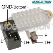 Регулятор (реле) напруги генератора MOBILETRON VR-F119B