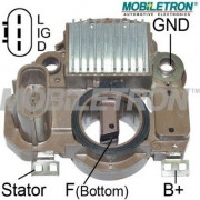 Регулятор (реле) напряжения генератора MOBILETRON VR-H200990