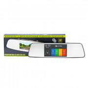 Зеркало заднего вида с монитором, видеорегистратором и камерой заднего вида Phantom RM-55 DVR Full HD