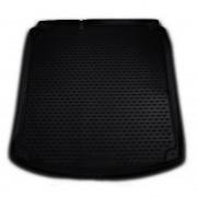 Коврик в багажник Novline / Element NLC.51.35.B10 для Volkswagen Jetta (без карманов) 2011+