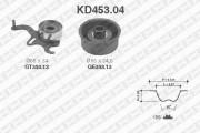 Комплект ГРМ SNR KD453.04