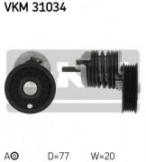 Ролик натяжителя ремня SKF VKM 31034