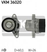 Ролик натяжителя ремня SKF VKM 36020