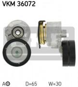 Ролик натяжителя ремня SKF VKM 36072