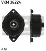Ролик натяжителя ремня SKF VKM 38224