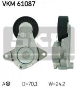 Ролик натяжителя ремня SKF VKM 61087