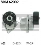 Ролик натяжителя ремня SKF VKM 62002