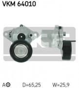 Ролик натяжителя ремня SKF VKM 64010
