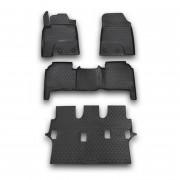 Коврики в салон Novline / Element NLC.29.23.210k для Lexus LX 570 (2012+) 4шт