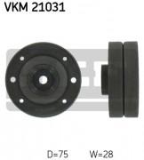 Ролик натяжителя ремня (паразитный, ведущий) SKF VKM 21031