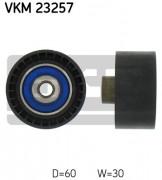 Ролик натяжителя ремня (паразитный, ведущий) SKF VKM 23257