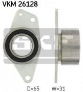 Ролик натяжителя ремня (паразитный, ведущий) SKF VKM 26128