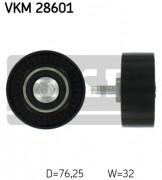 Ролик натяжителя ремня (паразитный, ведущий) SKF VKM 28601