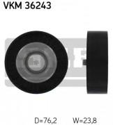 Ролик натяжителя ремня (паразитный, ведущий) SKF VKM 36243