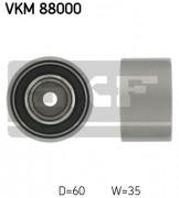 Ролик натяжителя ремня (паразитный, ведущий) SKF VKM 88000