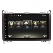 Штатная магнитола Sound Box SBU-8663-2G для Mercedes-Benz A-класса, B-класса, Viano, Vito / Volkswagen Crafter (Android 8.1)