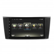 Штатная магнитола Sound Box SBU-8644-2G для Mercedes-Benz E-класса (W211) Android 8.1