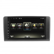 Штатная магнитола Sound Box SBU-8640-2G для Mercedes-Benz ML, GL класса (W164) Android 8.1