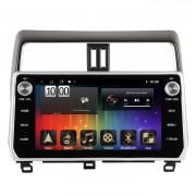 Штатная магнитола Sound Box SBMU-8117 для Toyota Land Cruiser Prado 150 2018+ (Android 8.1.0)