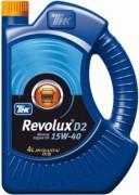 Моторное масло ТНК (TNK) Revolux D2 15w-40