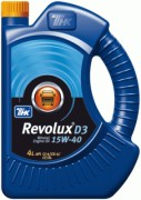 Моторное масло ТНК (TNK) Revolux D3 15w-40
