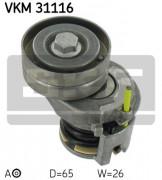 Ролик натяжителя ремня SKF VKM 31116