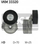 Ролик натяжителя ремня SKF VKM 33320