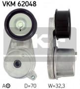 Ролик натяжителя ремня SKF VKM 62048