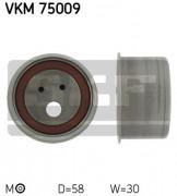 Ролик натяжителя ремня SKF VKM 75009