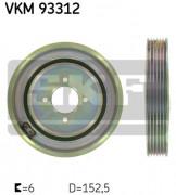 Ременный шкив SKF VKM 93312