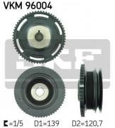 Ременный шкив SKF VKM 96004