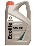 Моторное масло Comma Ecolife 5w30
