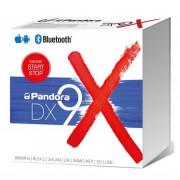 Автосигнализация Pandora DX-9X с автозапуском, Bluetooth (без сирены)