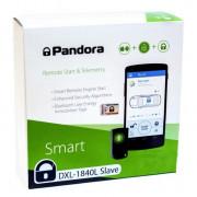 Автосигнализация Pandora DXL-1840L Slave c автозапуском, GSM, Bluetooth