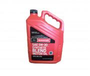 Оригінальна моторна олива Ford Motorcraft Synthetic Blend Motor Oil 5w30 XO5W305QSP (XO5W30Q1SP)