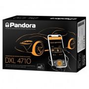 Автосигнализация Pandora DXL-4710 c автозапуском, GSM, GPS, Bluetooth