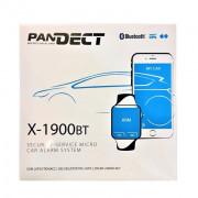 Автосигнализация Pandect X-1900BT 3G c автозапуском, GSM, GPS, Bluetooth