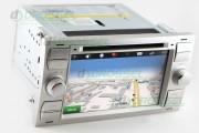 EasyGo Штатная магнитола EasyGo S123 для Ford Kuga, Fiesta, Focus, C-Max, Transit, Galaxy (silver)