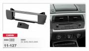 Переходная рамка Carav 11-127 BMW Z4 E85 (2003-2009), 1din
