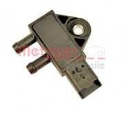 Датчик давления выхлопных газов METZGER 0906029