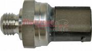 Датчик давления выхлопных газов METZGER 0906274