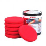 Sonax Набор универсальных аппликаторов Sonax SchwammApplikator Super Soft 417641 (6шт)
