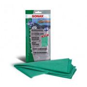 Чистящая микрофибровая салфетка Sonax MicrofaserTuch 416100 (40х50см)