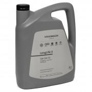Оригинальное моторное масло VAG Longlife II 0w30 (G052183M2, GS60183M3, G052183M4)
