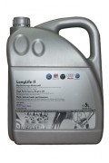 Оригинальное моторное масло VAG Longlife II 0w30 G052183M4 (G052183M2)