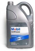 Антифриз Mobil Antifreeze (концентрат синего цвета)