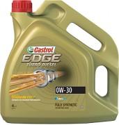 Моторное масло Castrol EDGE Turbo Diesel 0w30 Titanium FST