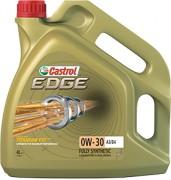 Моторное масло Castrol EDGE 0w30 A3/B4 Titanium FST