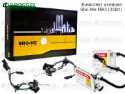 Ксенон Sho-me / Infolight HB3 (9005) (3000K, 4300K, 5000K, 6000K, 8000K) Xenon
