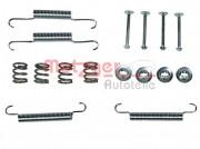 Монтажный комплект тормозных колодок METZGER 105-0020